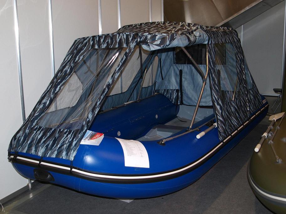 складная надувная лодка winboat