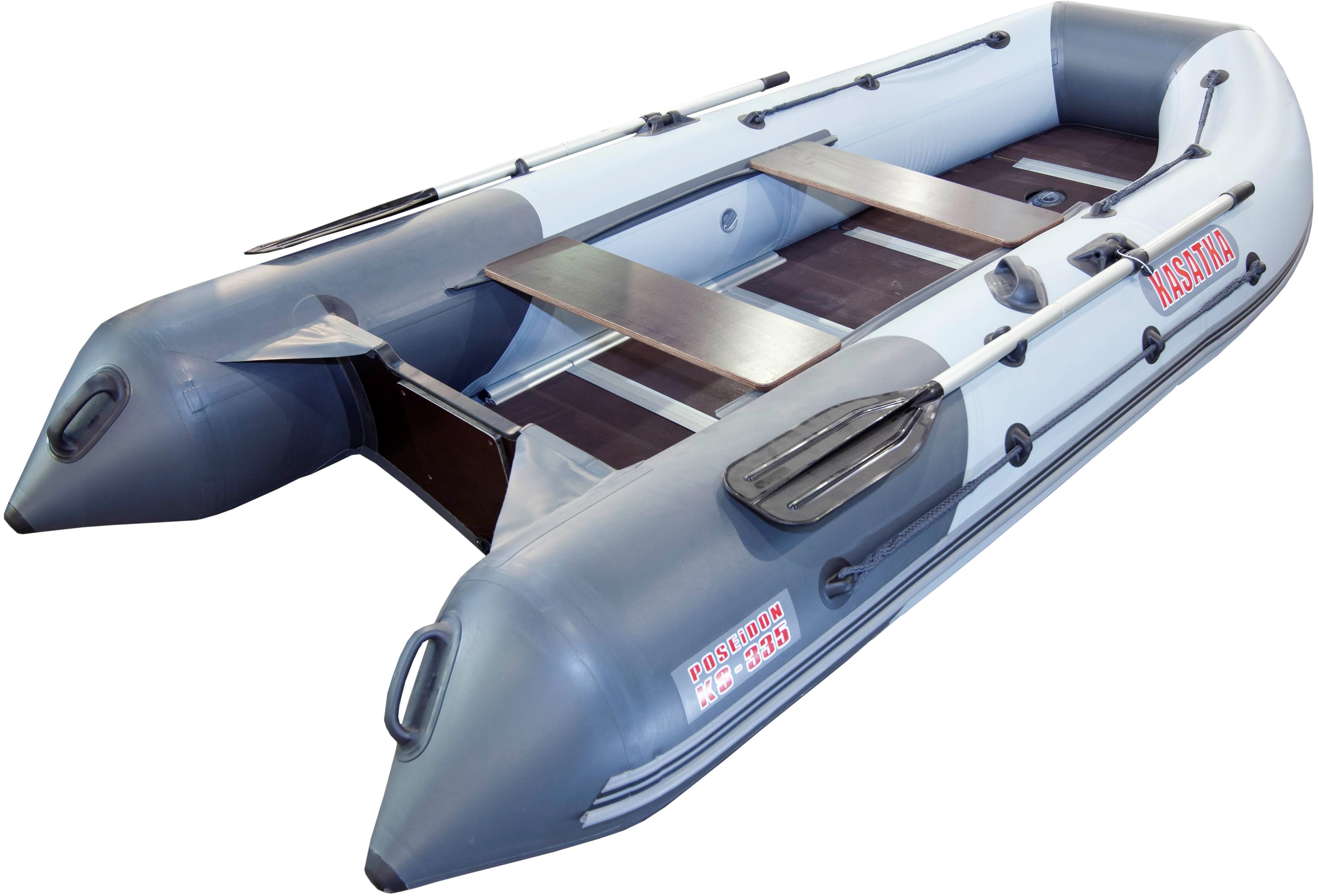 касатка лодка 320